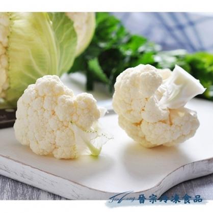 冷凍白花椰菜(1Kgx10包/件)
