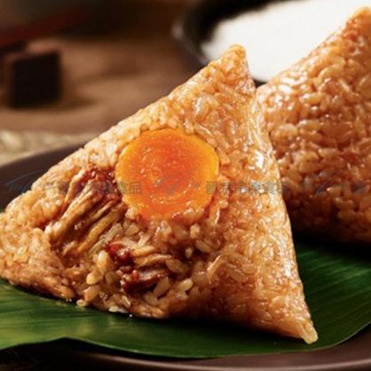 香菇蛋黃肉粽(160gx10入/包)