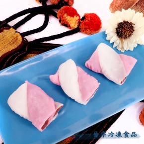 雪之戀-草莓牛奶捲(約45gx10入/盒)