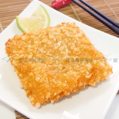 嫩汁魚排(裹粉)(6Kg/件)