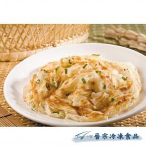 蔥抓餅(阿在伯,10片/包)