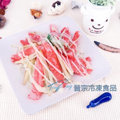 (買5送1套組)日式風味蟹味棒(250g/盒)