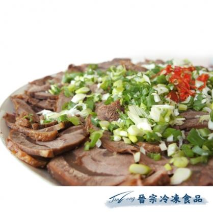 【買2送1】紅龍香滷牛腱心(400g/包,共3包)