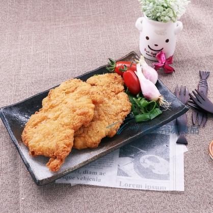 預炸卡啦雞腿堡(辣味-M)(75-90gx20入/包)