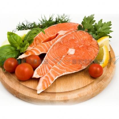智利鮭魚厚切(真空包裝)