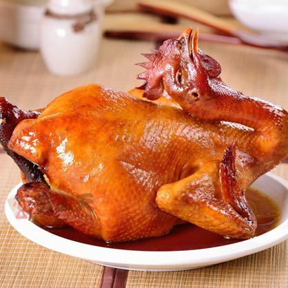 蔗香太子雞(1200g/隻)