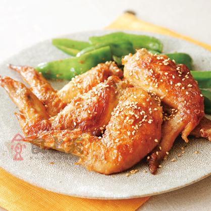 紐澳良燒烤二節翅(雞翅)