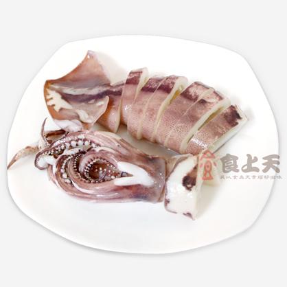 【年菜】阿根廷魷魚冰卷(200-300g/尾)
