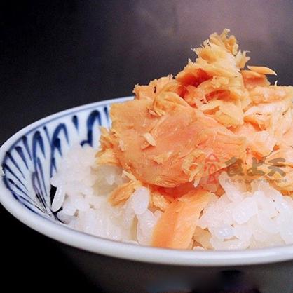 薄鹽鮭魚肉