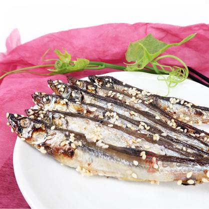 味醂柳葉魚(抱卵)