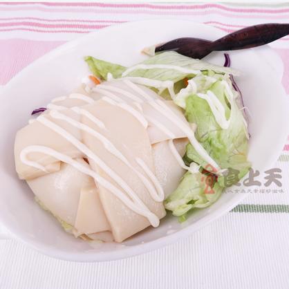 【露營野餐】貴妃鮑味片(300g/包)