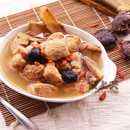 麻油猴頭菇(700g/包)