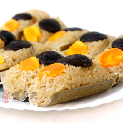 福州竹筒米糕