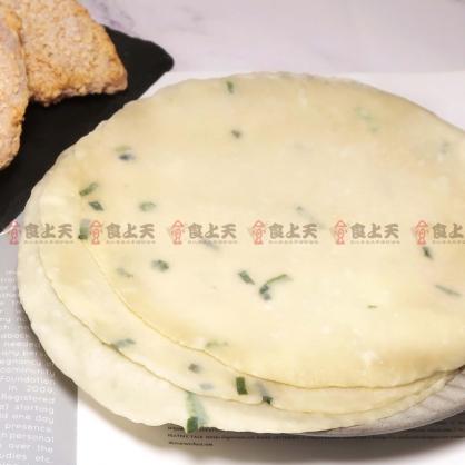 香蔥蛋餅皮(約55gx25入/包)
