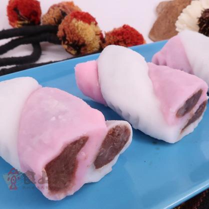 雪之戀草莓牛奶捲(45gx10入/盒)