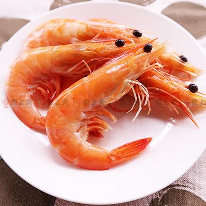 【年菜】鮮凍熟白蝦(約11-15尾/250g/盒)