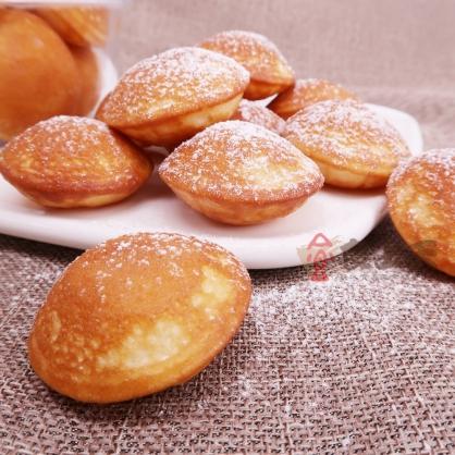 比利時小圓鬆餅(55-59顆/500g)