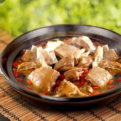 【年菜】紅龍上品羊肉爐禮盒(原味)(2400g/盒)