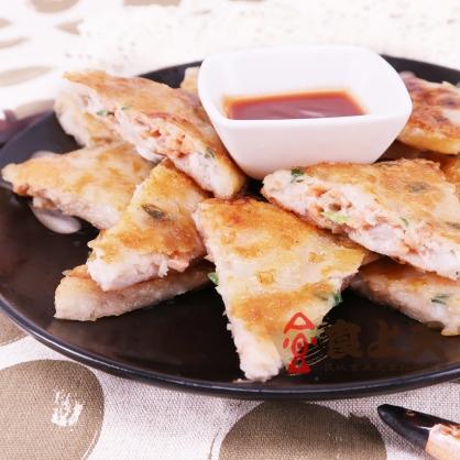 鮭魚花枝蝦餅(240g/包)