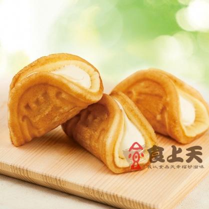 小倉半月燒(紅豆)(10入/盒)