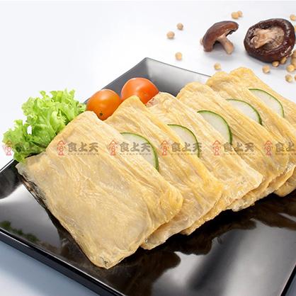 豆腐皮-非基改鮮豆包(500g/包)