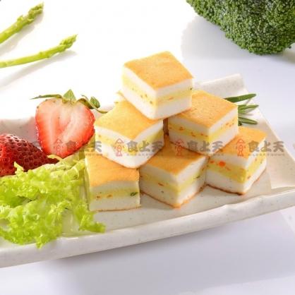 【年菜】魚肉三文治-清真認證(14-17個/300g/包)