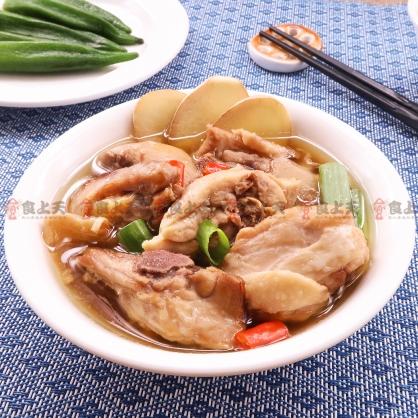 麻油醉花雞(約5-6塊肉/250g/包)