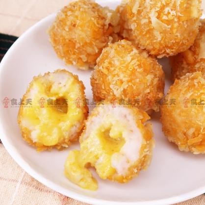 黃金熔岩蝦球(10顆/250g/盒)