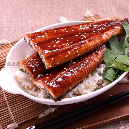 精選蒲燒鰻(200g/包)