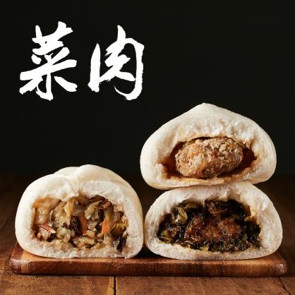打包菜肉組合(5入)