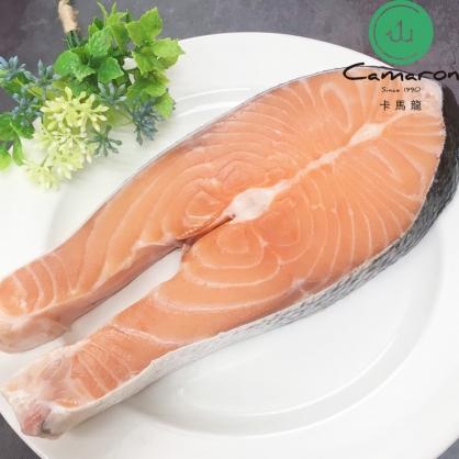 智利極凍厚切鮭魚(大) 500公克/片