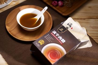 台灣黃牛滴牛肉精體驗盒