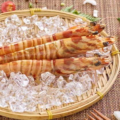 鮮甜野生大明蝦6尾