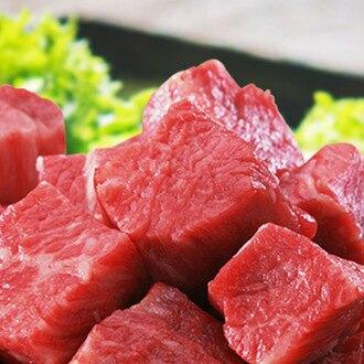 【買1送1共2包】紐約客骰子牛肉 300g/包 $500