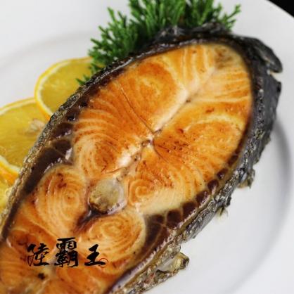 【智利鮭魚】淨重345g±5% 含有豐富的營養 色澤鮮亮 肉質緊實【陸霸王】
