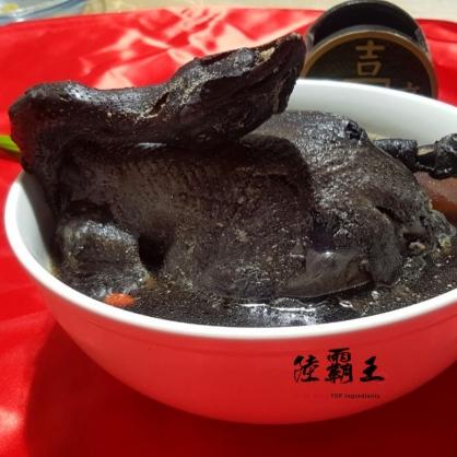 鮑魚干貝烏骨雞湯 2.2KG 年菜 宴客【陸霸王】