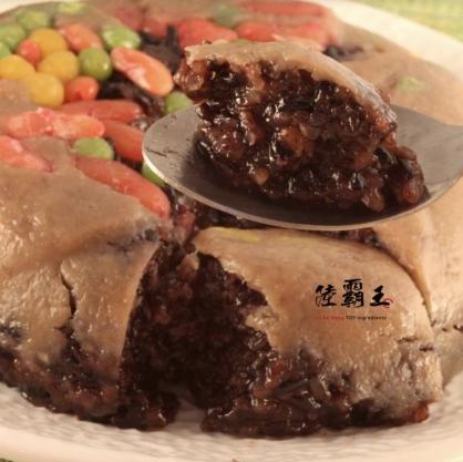 【陸霸王】芋泥紫米糕 800G/盒 甜而不膩 老少咸宜的甜點/年菜