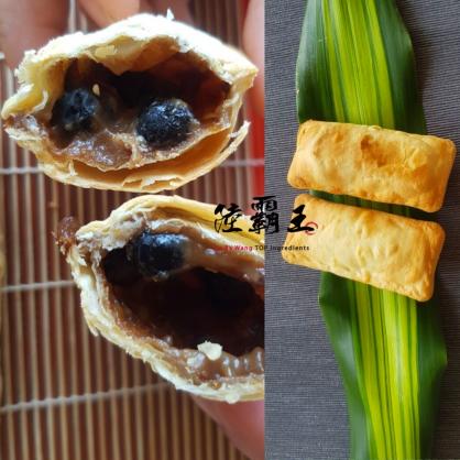 爆漿珍奶派 香甜下午茶 網路爆紅【陸霸王】