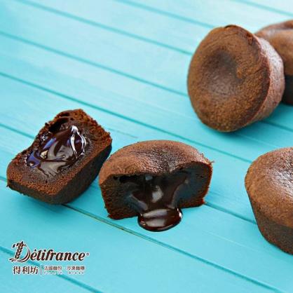 巧克力熔岩蛋糕 / 一袋5入