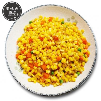 冷凍玉米粒1000g