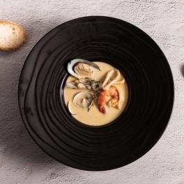 水手白酒淡菜海鮮鍋