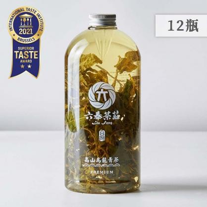 【大瓶】頂級款-高山烏龍青茶-1000mL-12瓶/箱