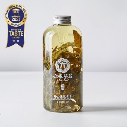 【中瓶】頂級款-高山烏龍青茶-600mL-20瓶/箱