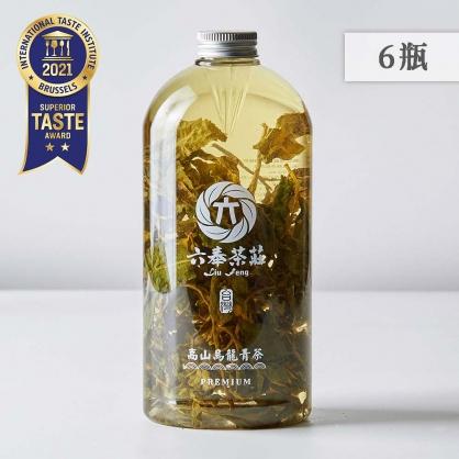【大瓶】頂級款-高山烏龍青茶-1000mL-6瓶/箱