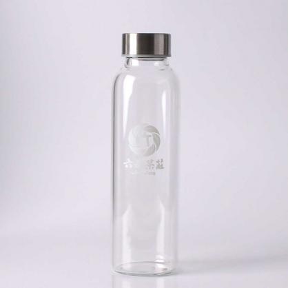 六奉隨身高硼矽玻璃瓶420ml