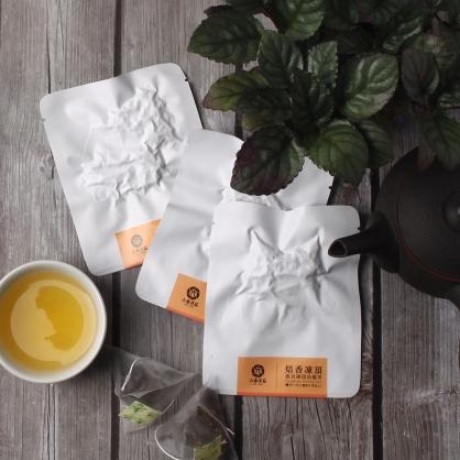 【頂級】三角立體原片茶包-鹿谷凍頂烏龍-單包