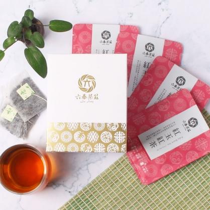 【精裝】嚴選紅玉紅茶包-盒裝20包
