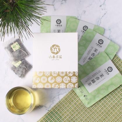 【精裝】嚴選茉香綠茶包-盒裝20包