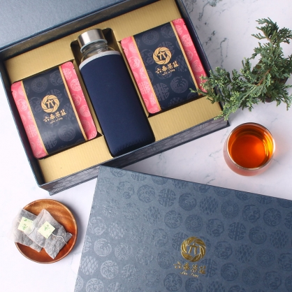 【精裝】嚴選紅玉紅茶包-禮盒12包