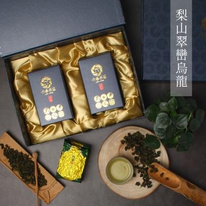 【經典】梨山翠巒烏龍-半斤茶葉禮盒